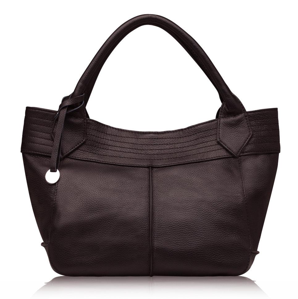 6cc5863eb6b0 Модель: ASTI стильная коричневая кожаная сумка. интернет-магазин ...