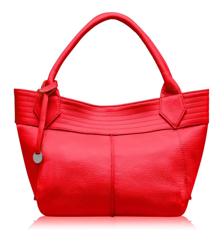 6aa32842692f Модель: ASTI стильная красная кожаная сумка. интернет-магазин ...