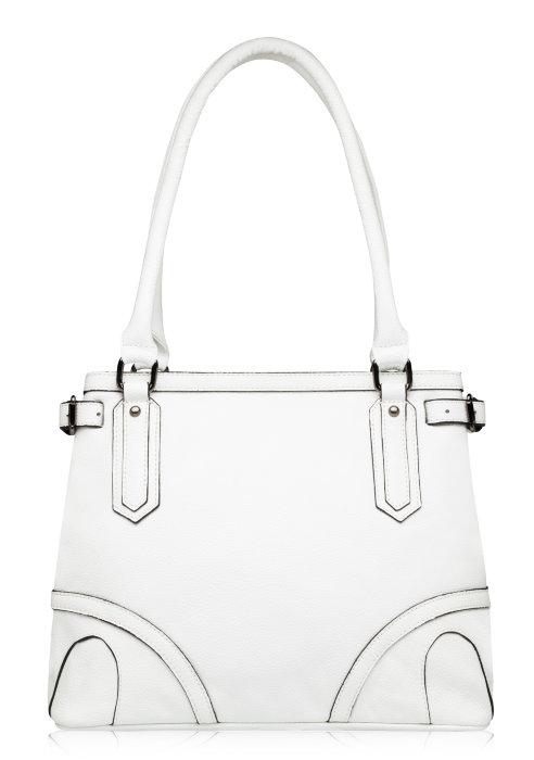 73a58b0f1d90 Женская сумка модель OLYMPIA Артикул: B00525 (white) Цена: 9 400 руб.