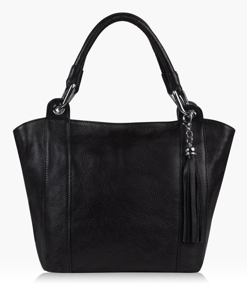 012bb460689a Женская сумка модель GANZA Артикул: B00184 (black) Цена: 4 725 руб.